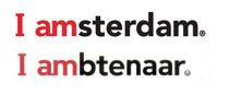 Logos I Amsterdam Ambtenaar