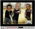 Het parodiefilmpje op Youtube