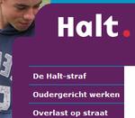 halt-straf