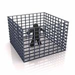 persoon-persoonsgegeven-veilig-hek-beschermd-lek-data
