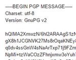 pgp-bericht-encryptie-versleuteling