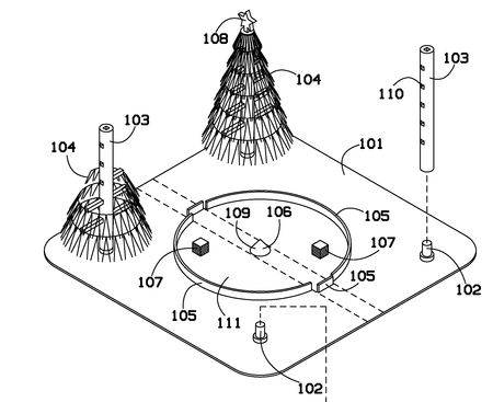 us2011198807A1-kerstboomspelpatent2015