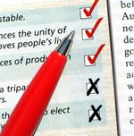 test-checkbox-lijst-vinkje
