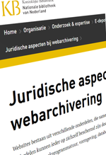 kb-archiveren-website