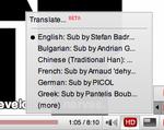 youtube-subtitle-ondertitels